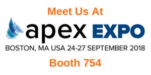 Meet Us At APEX
