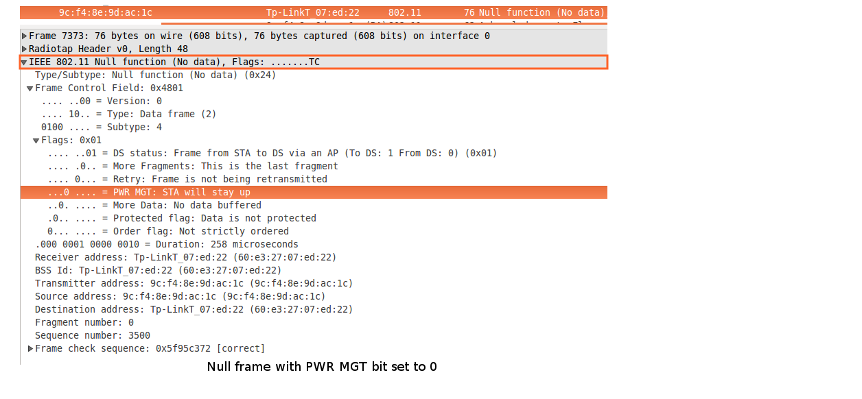 WLAN Legacy Power Save Mode - Test Feature At Scale In Lab